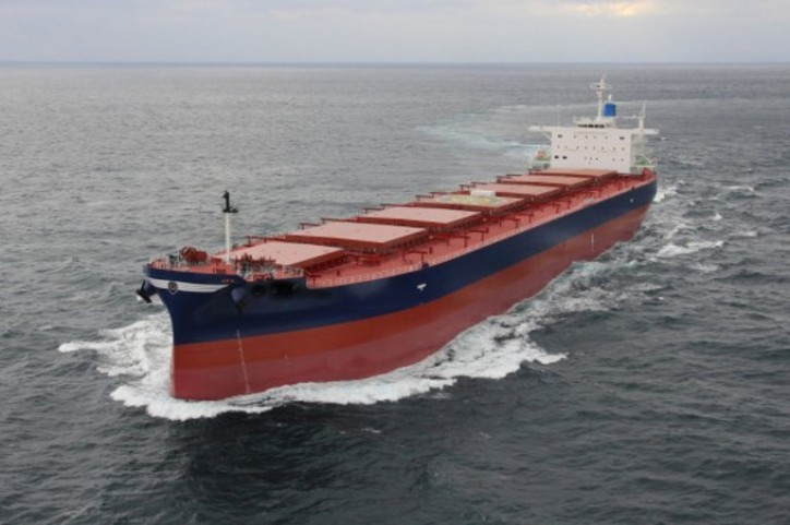 Golden Ocean Group Takes Delivery of dry bulk vessel