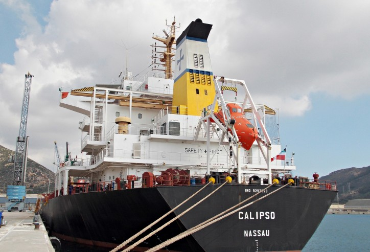 Diana Shipping announced charter contract for Panamax bulker Calipso