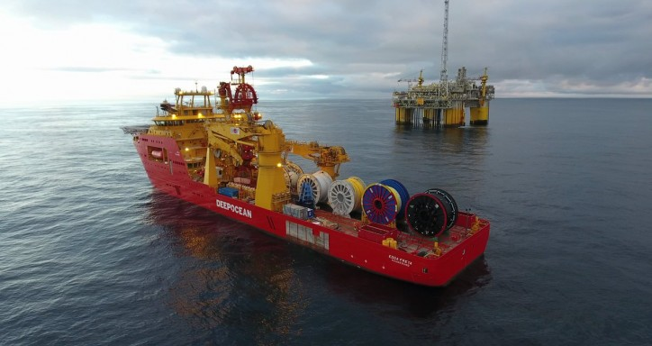 DeepOcean Awarded Surf Riser Replacement Contract From Statoil
