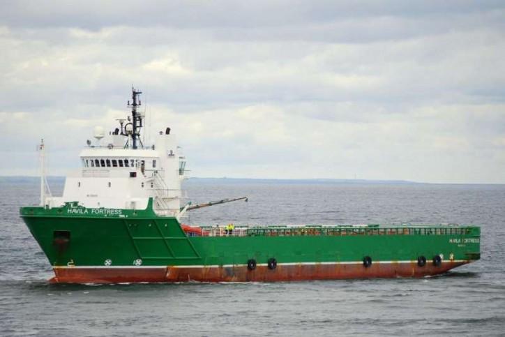 Havila Shipping ASA announces sale of PSV Havila Fortress