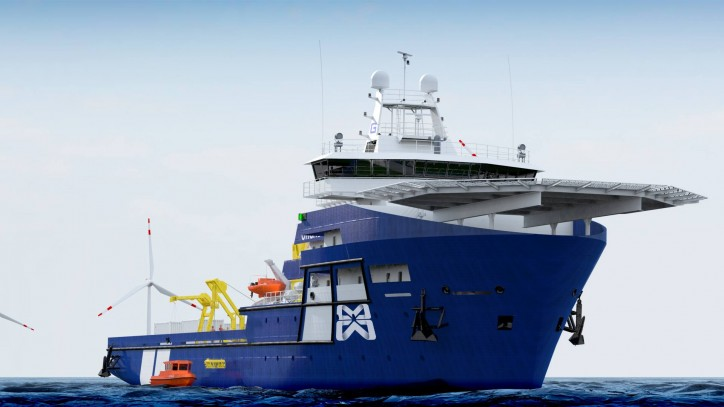 Offshore Marine Management and Rederij Groen provide new concept Operations & Maintenance Vessel