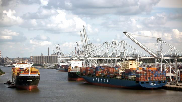 Georgia Ports Authority orders 10 more Konecranes RTGs