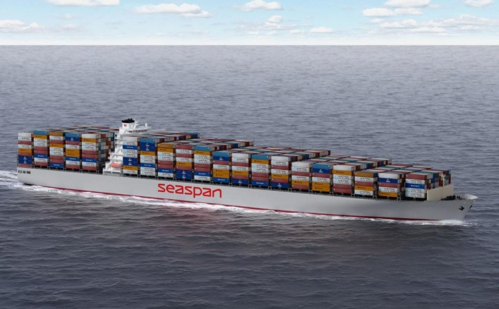 Seaspan To Increase Its Pool Of Unencumbered Assets To 18 Vessels