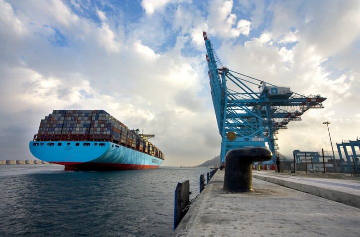 Maersk Looks to Hike Asia-Europe Box Rates