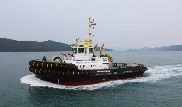 Damen ASD TUG 3212