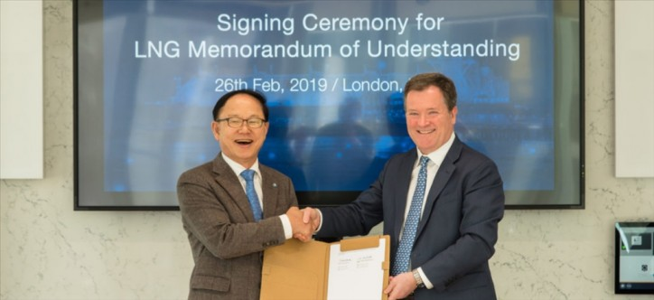 Komipo and Vitol sign LNG Memorandum of Understanding