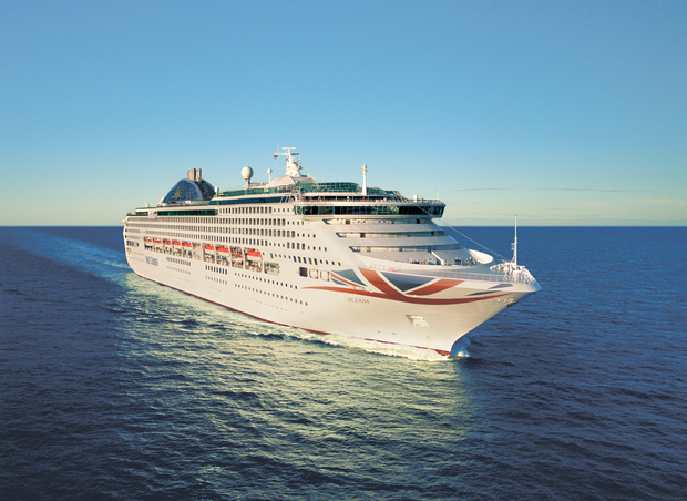 GE renews partnership with P&O Cruises to provide upgrade service to Oceana