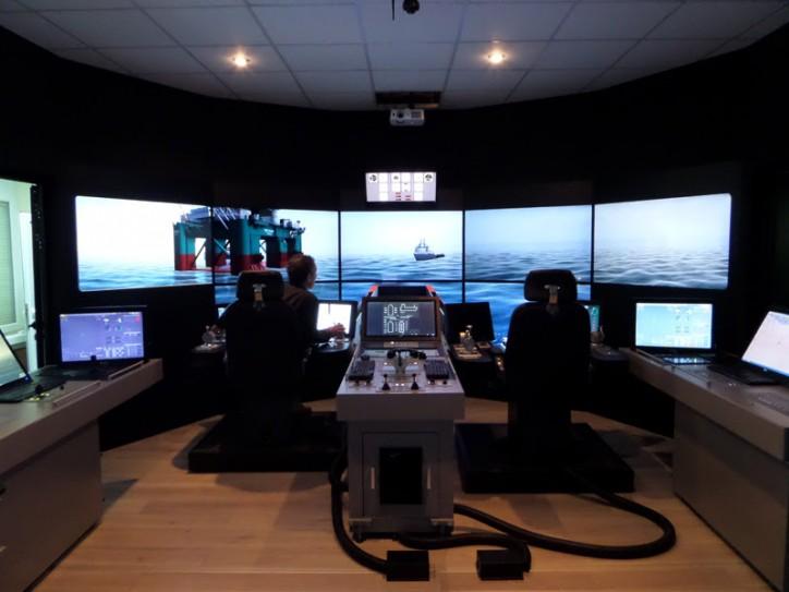 TU Varna Unveils Brand New Maritime Simulator Wing