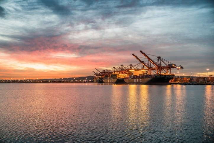 Port of Long Beach hit a historic high in cargo volume for February