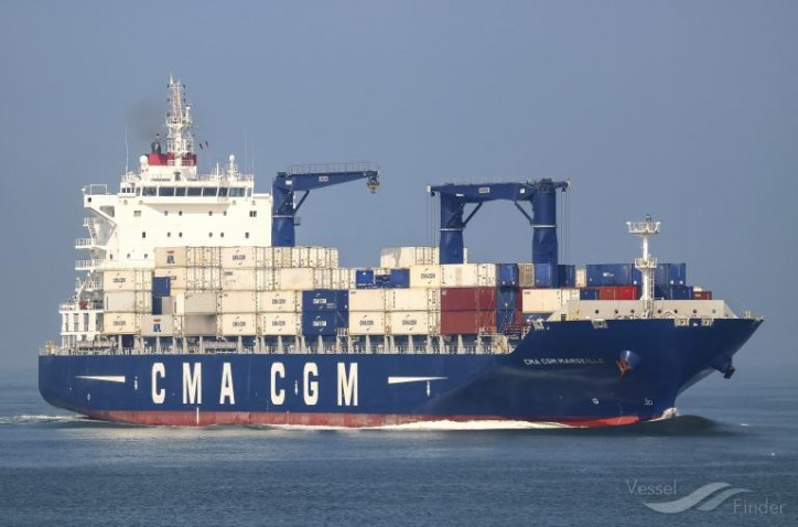 CMA CGM and IKEA in pioneering biofuel project