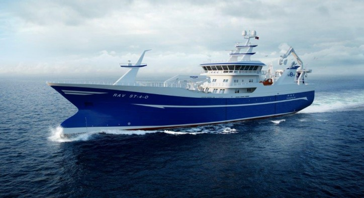 Wärtsilä 31 engine to power new fishing vessel