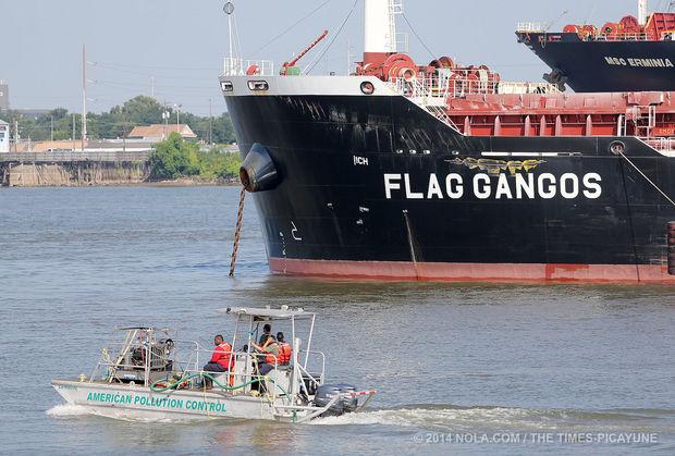 Flag Gangos (IMO number 9643908 and MMSI 229376000)