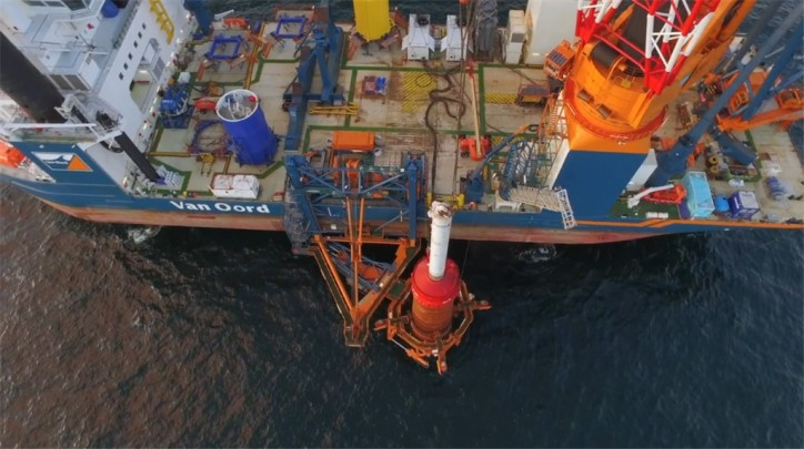 Gemini Offshore Wind Park officially opened (Video)