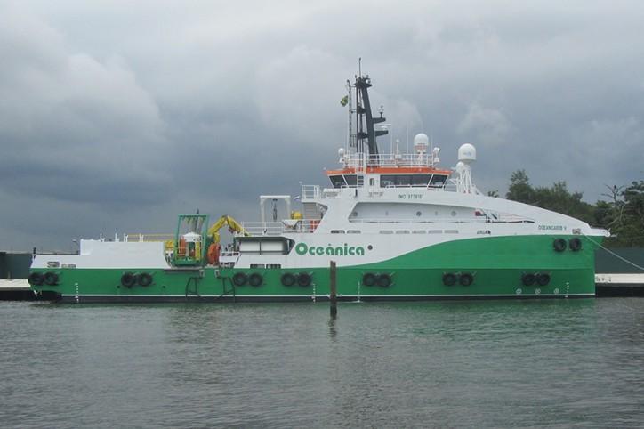 OCEANICASUB V - IMO 9778181