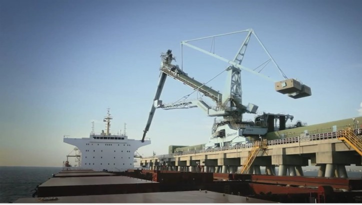 Siwertell to deliver a high-capacity ship unloader to a grain terminal (Video)