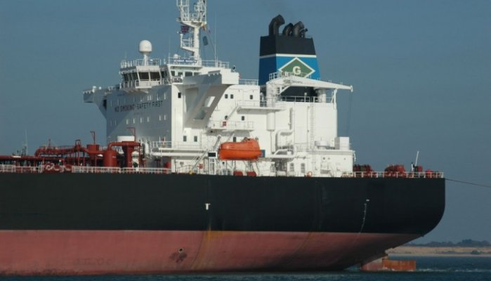 "Gener8 Maritime Takes Delivery of ""ECO"" VLCC Gener8 Chiotis"