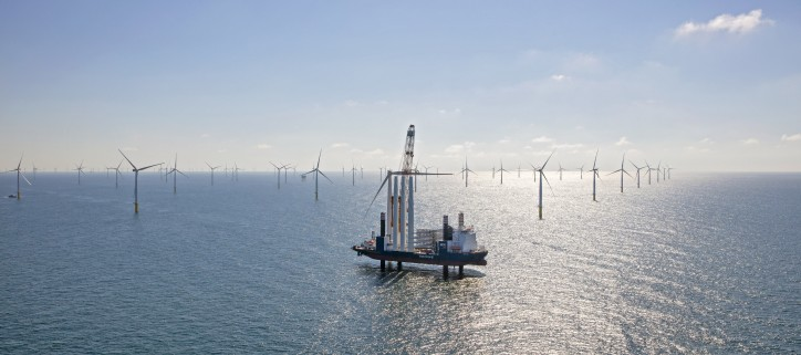 Van Oord signs contract for East Anglia ONE offshore windfarm