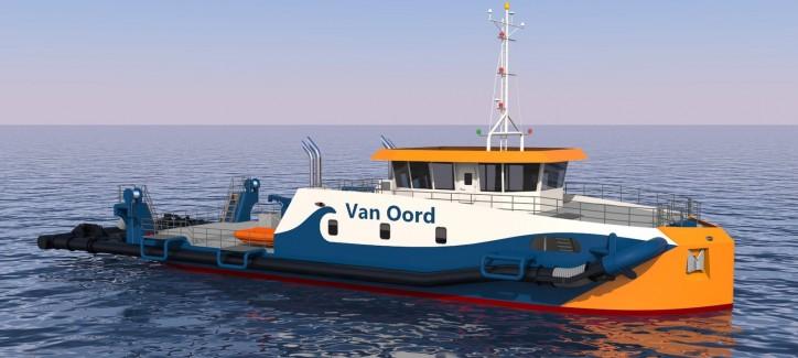 Van Oord orders new generation of water injection vessels