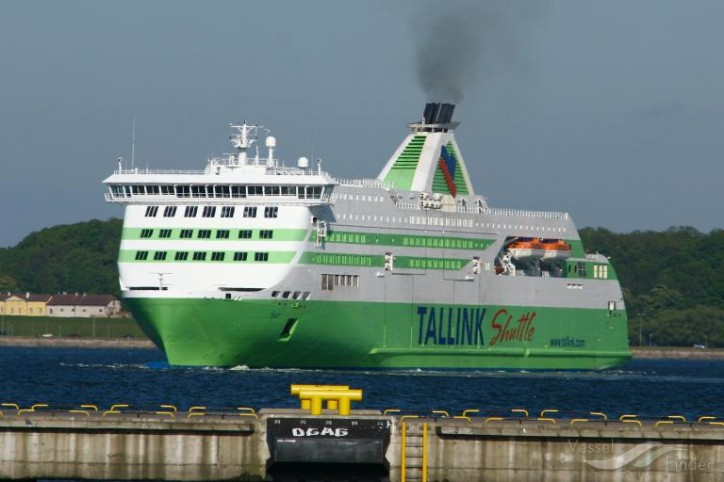 Tallink's shuttle vessel STAR is modernised