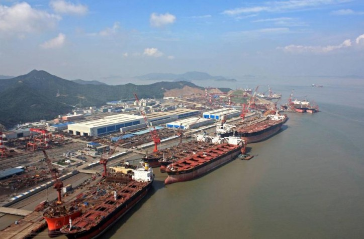COSCO Secures Contract For Three Container Vessels