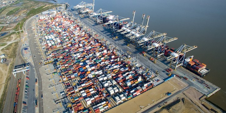 New Empty Container Yard Coming To DP World London Gateway