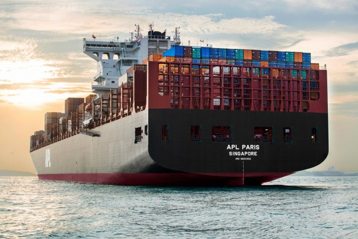 APL wins HAROPA's Best Green Shipping Line Award