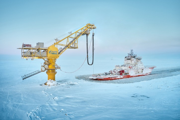 Gazprom Neft Implements the World's First Ever Digital Arctic-logistics Management System