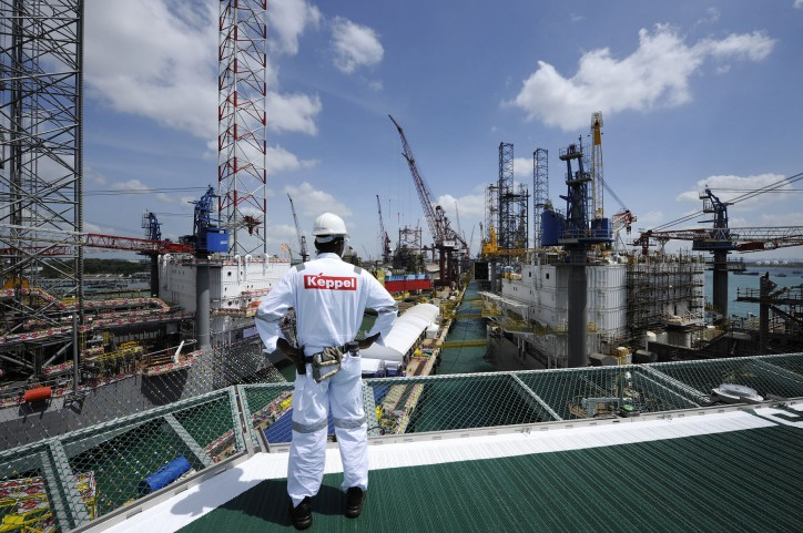 Keppel signs Heads of Agreement with Pavilion Energy and PLN to explore LNG solutions for Indonesia