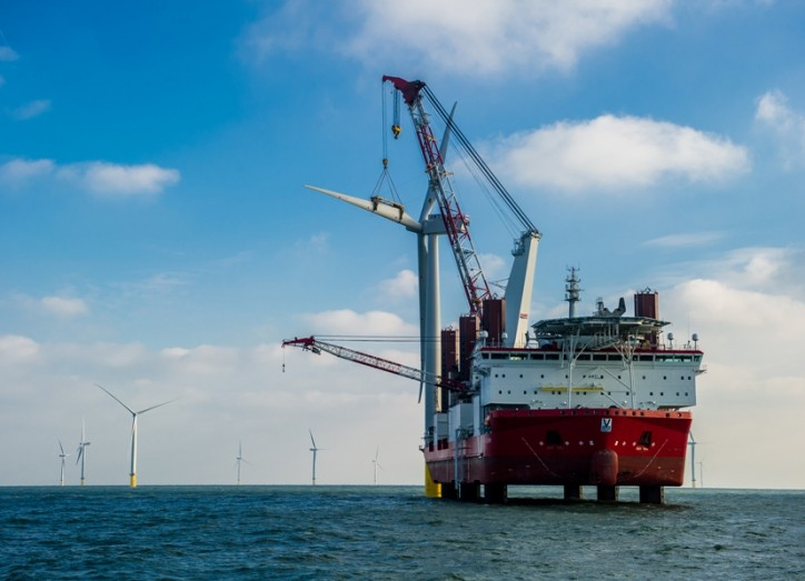 DONG Energy To Build World's Largest Offshore Wind Farm