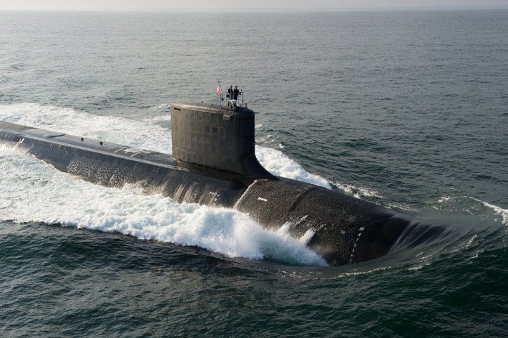 General Dynamics Wins $24 mln for Submarine Planning