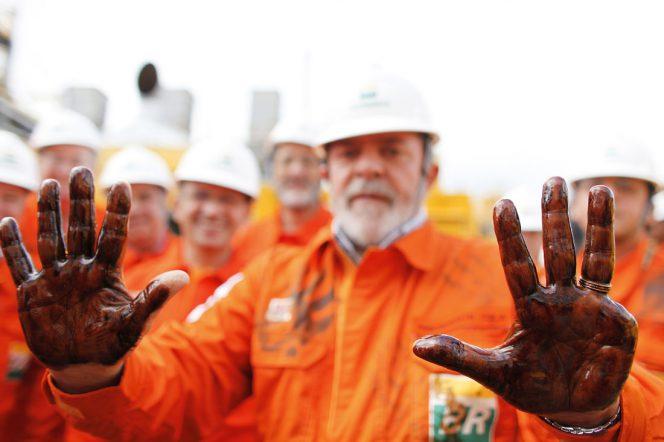 Brazil's former president Lula sentenced to 9.5 years in prison