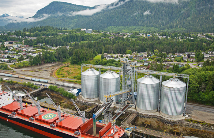 NORDEN enters long-term contract on transport of wood pellets with Pinnacle Renewable Energy Inc.