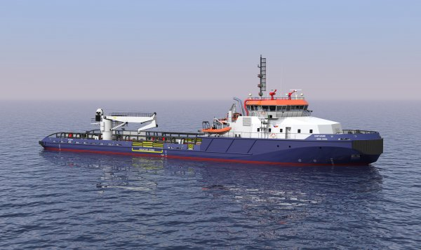 Offshore Ship Designers unveils new series of Ice Class vessel designs