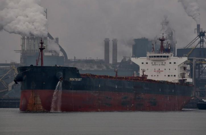 Diana Shipping takes delivery of the Kamsarmax dry bulk vessel Astarte