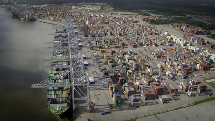Georgia Ports Draw $5B Investment, 12K Jobs To Georgia;GPA To Double Container Capacity