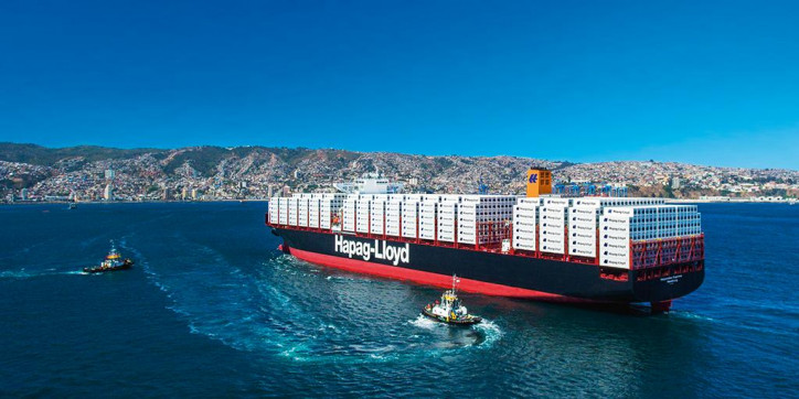 Hapag-Lloyd launches new Africa service
