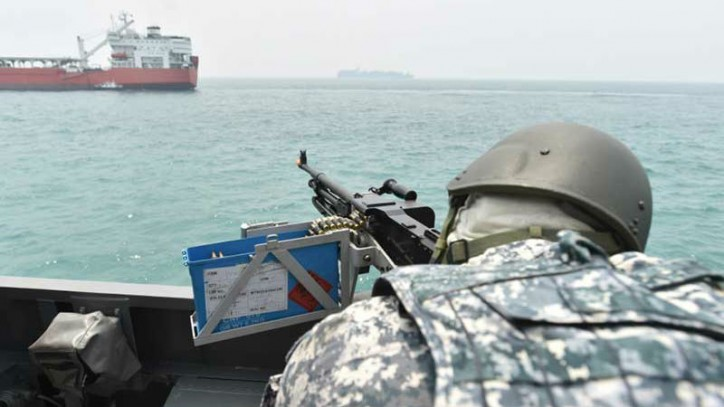 Singapore: Unmanned Vessel Tested in Security Operation