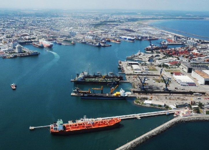 APM Terminals Wants In on Veracruz Port Expansion
