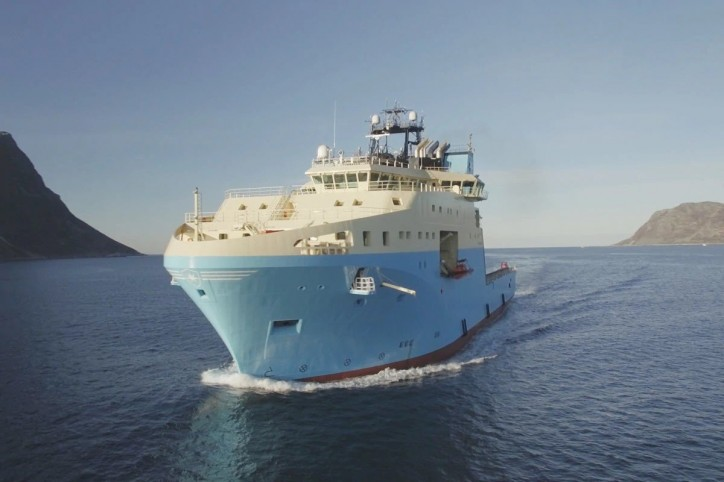 A.P. Moller – Maersk to retain full ownership of Maersk Supply Service