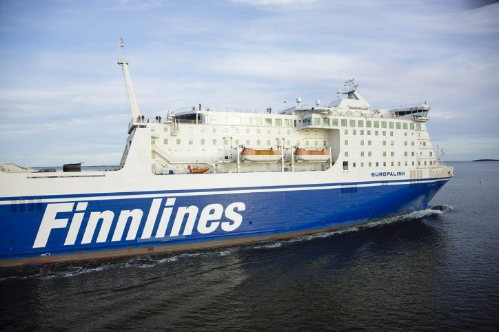 Finnlines acquires Star-class passenger-freight vessel MS Europalink from Grimaldi Group