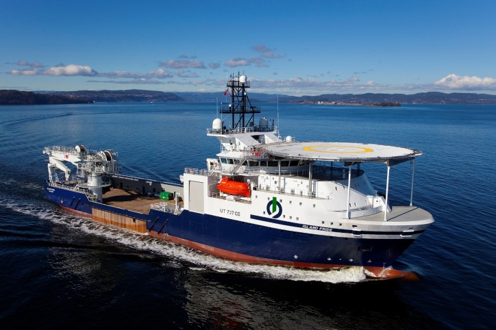 Guardian Geomatics engaged by Ocean Infinity for the provision of Global Survey Services