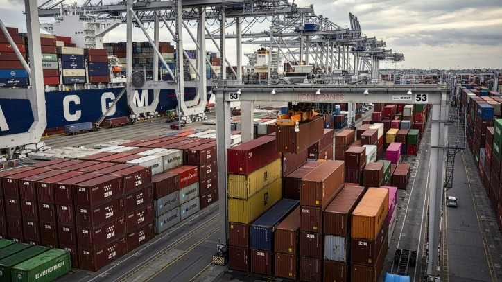 Savannah's TEU count grows 7.5 percent in 2018