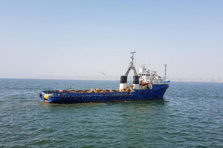 Another vessel repaired at Azerbaijan's Bibiheybat Ship Repair Yard