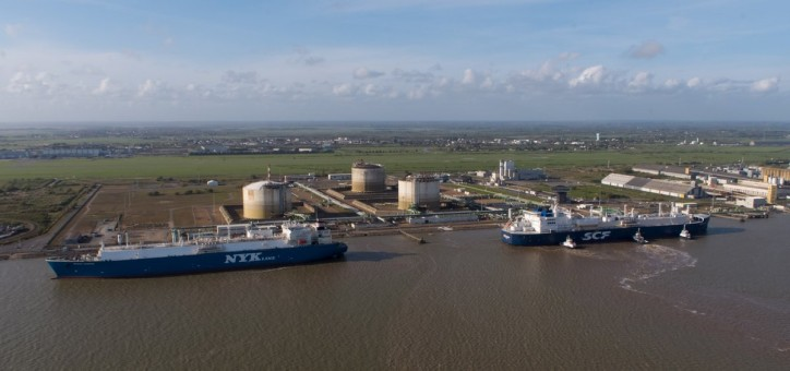 2018 - A record year for Elengy and its subsidiary Fosmax LNG