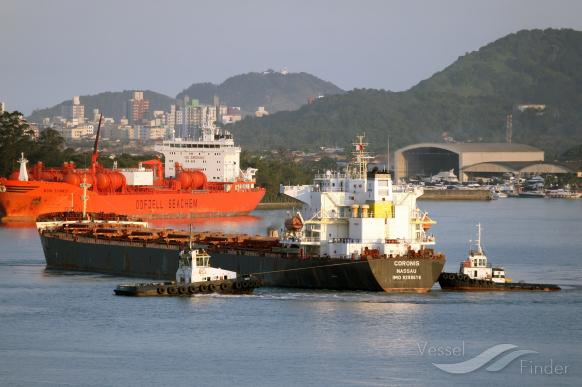Diana Shipping signs time charter contract for mv Coronis