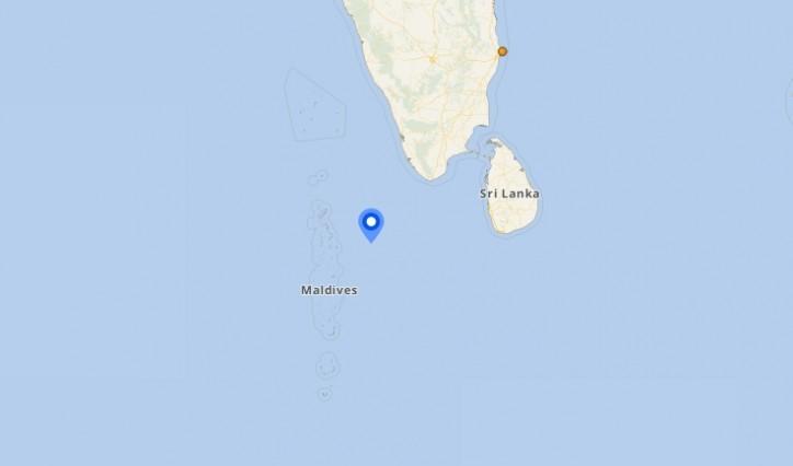 Maldives President in Boat Blast