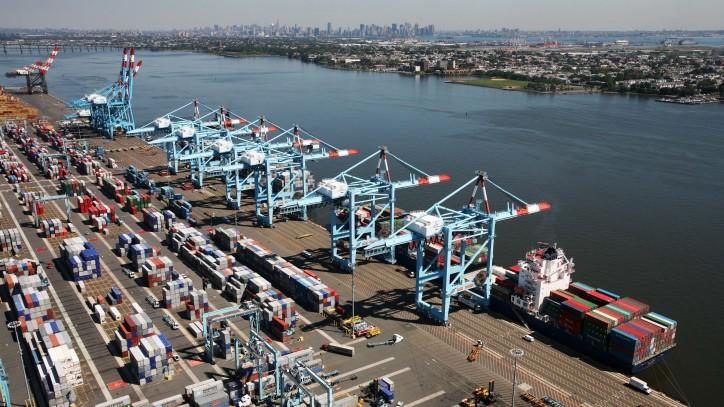 NY-NJ port to develop master plan