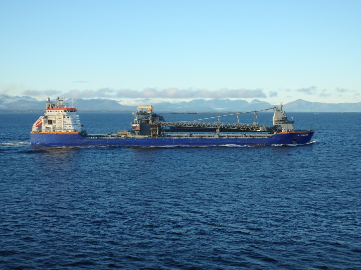 Van Oord wins offshore contract award for West White Rose Project