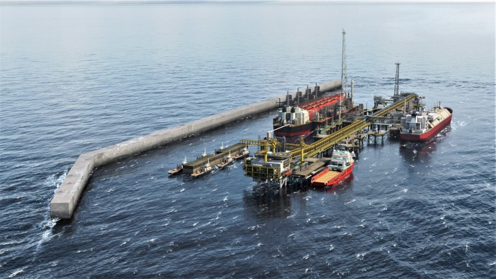TechnipFMC Awarded a Large EPCIC Contract for BP Greater Tortue Ahmeyim Development FPSO