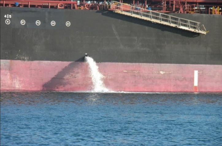 ship debalasting